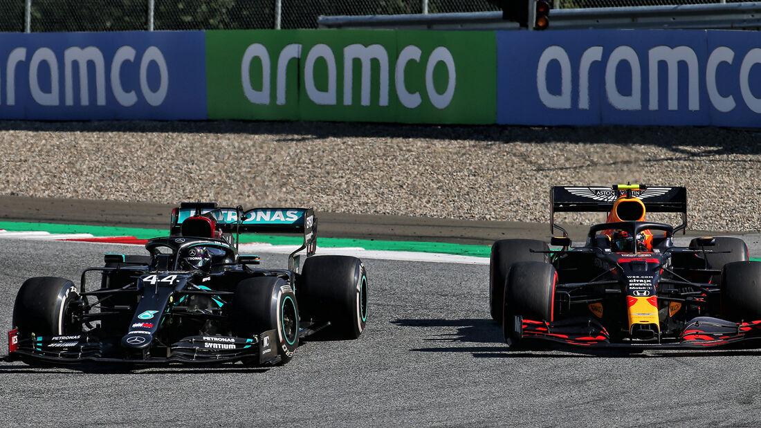 Lewis Hamilton - Mercedes - GP Österreich 2020 - Spielberg