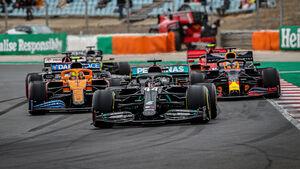 Lewis Hamilton - Mercedes - GP Portugal 2020 - Portimao