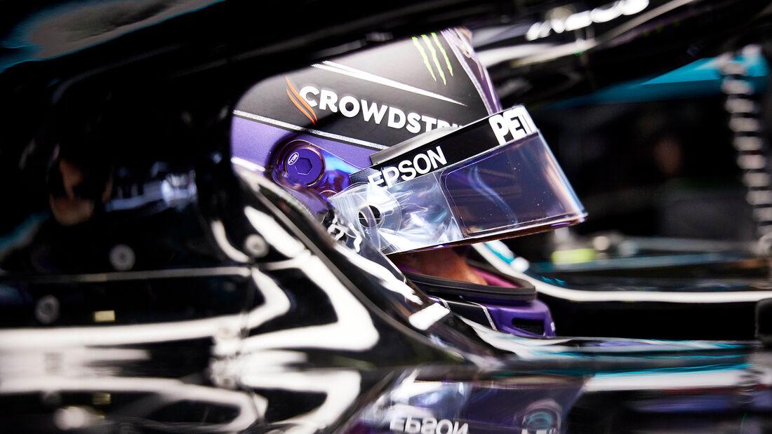 Lewis Hamilton - Mercedes - GP Portugal - Portimao - 1. Mai 2021
