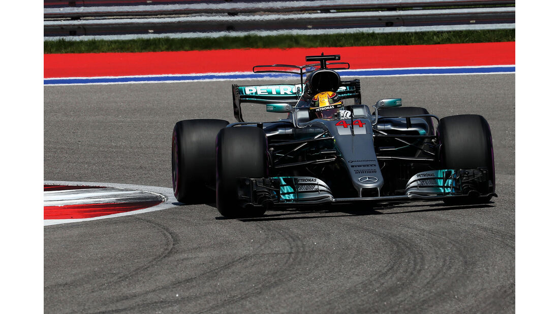 Lewis Hamilton - Mercedes - GP Russland 2017