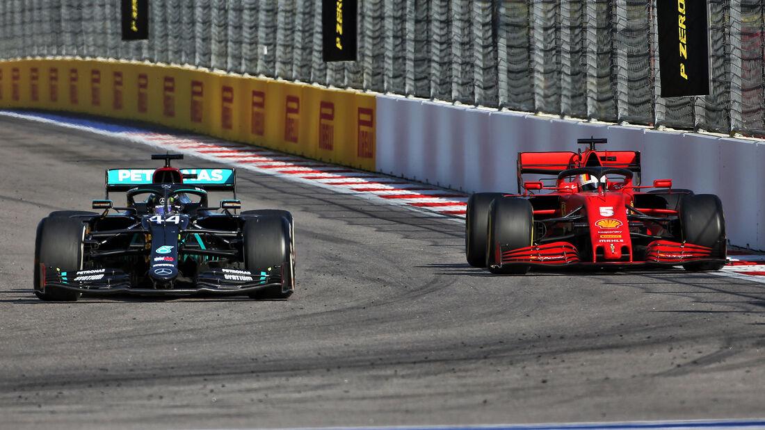 Lewis Hamilton - Mercedes - GP Russland 2020 - Sotschi