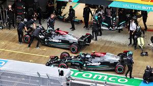 Lewis Hamilton - Mercedes - GP Russland 2021 - Sotschi - Qualifikation