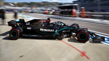 Lewis Hamilton - Mercedes - GP Russland - Sotschi - Formel 1 - 2020