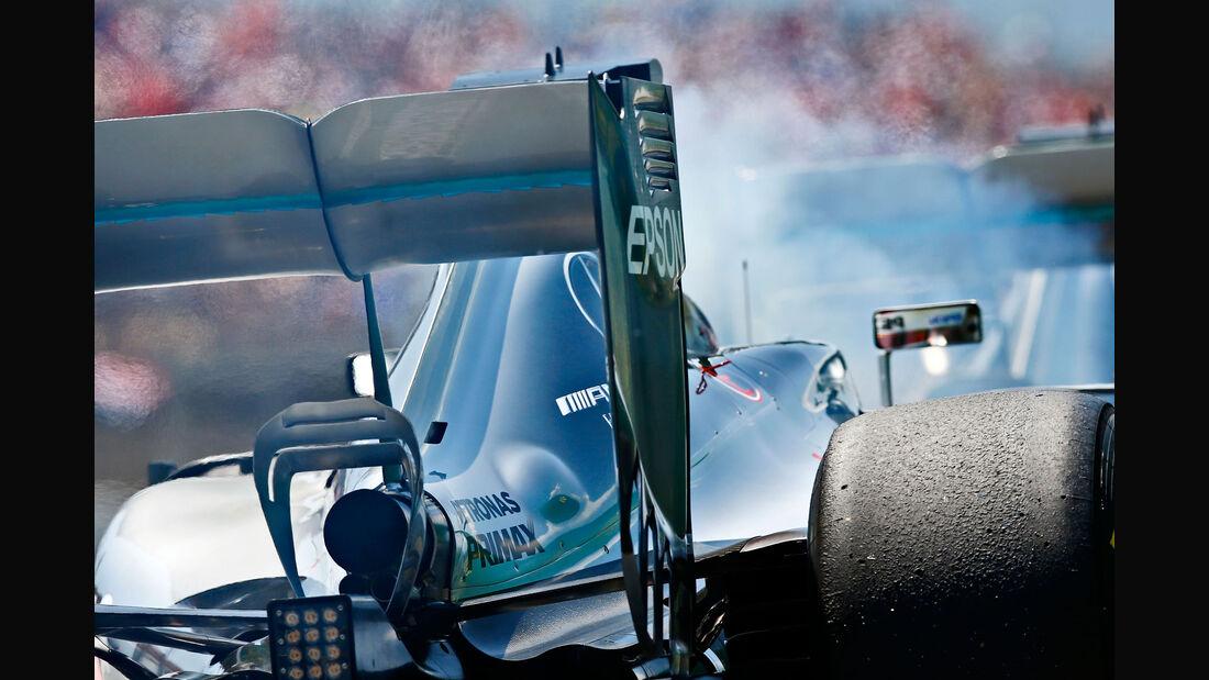 Lewis Hamilton - Mercedes - GP Spanien 2016
