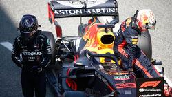 Lewis Hamilton - Mercedes - GP Spanien 2020 - Barcelona