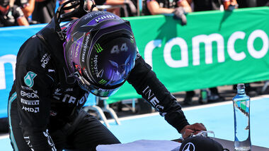 Lewis Hamilton - Mercedes - GP Spanien 2021 - Barcelona - Formel 1