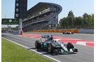 Lewis Hamilton - Mercedes - GP Spanien - Barcelona - Freitag - 8.5.2015