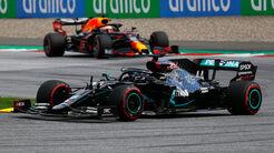 Lewis Hamilton - Mercedes - GP Steiermark 2020 - Spielberg