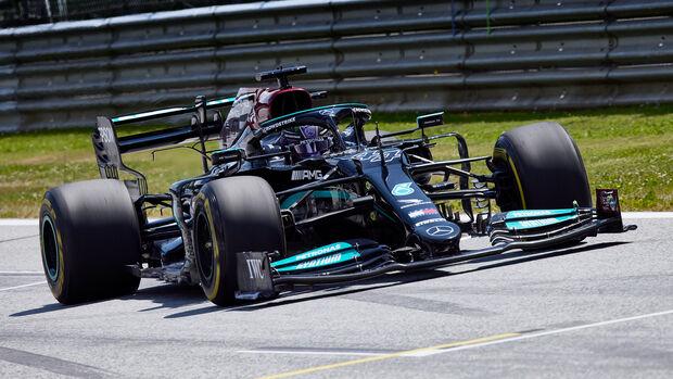 Lewis Hamilton - Mercedes - GP Steiermark 2021 - Spielberg