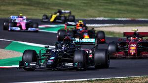 Lewis Hamilton - Mercedes - GP Toskana 2020 - Mugello