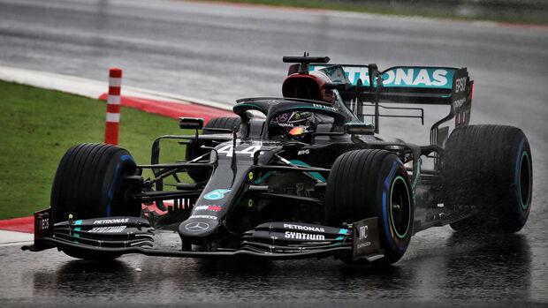 Lewis Hamilton - Mercedes - GP Türkei 2020 - Istanbul