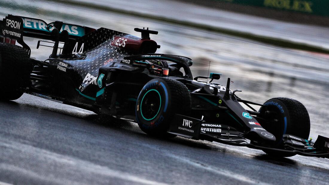 Lewis Hamilton - Mercedes - GP Türkei 2020 - Istanbul - Qualifying