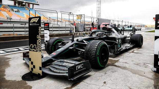 Lewis Hamilton - Mercedes - Turkey GP 2020 - Istanbul - Race