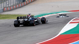 Lewis Hamilton - Mercedes - GP USA 2021 - Austin