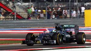 Lewis Hamilton - Mercedes - GP USA - Formel 1 -1. November 2014