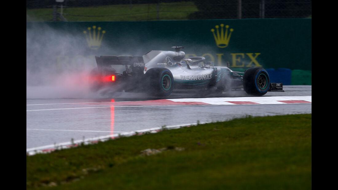Lewis Hamilton - Mercedes - GP Ungarn 2018 - Qualifying