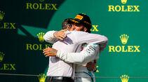 Lewis Hamilton - Mercedes - GP Ungarn 2019 - Budapest - Rennen