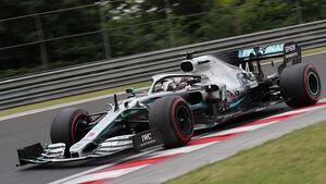 Lewis Hamilton - Mercedes - GP Ungarn 2019 - Budapest