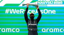 Lewis Hamilton - Mercedes - GP Ungarn 2020