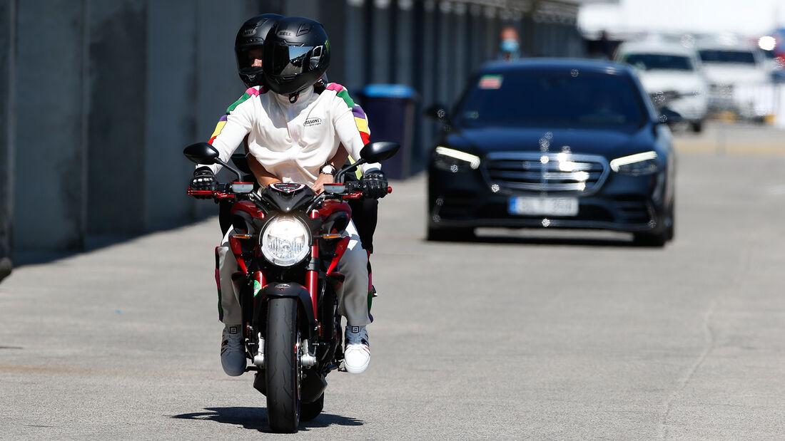 Lewis Hamilton - Mercedes - GP Ungarn 2021