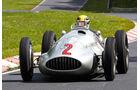 Lewis Hamilton - Mercedes - Nordschleifen-Aktion - GP Deutschland 2013
