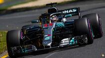 Lewis Hamilton - Mercedes - Qualifying - GP Australien 2018 - Melbourne