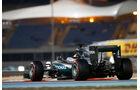 Lewis Hamilton - Mercedes W07 - GP Bahrain 2016