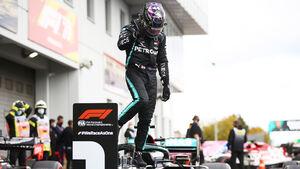 Lewis Hamilton - Nürburgring - Eifel Grand Prix - 2020