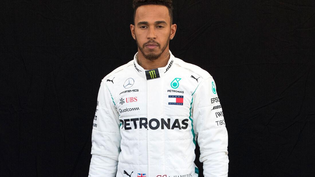 Lewis Hamilton - Porträt - Formel 1 - 2018