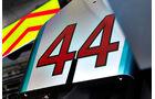 Lewis Hamilton - Startnummer 2014