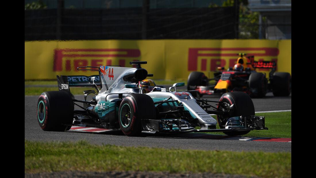 Lewis Hamilton - Stats - GP Japan 2017