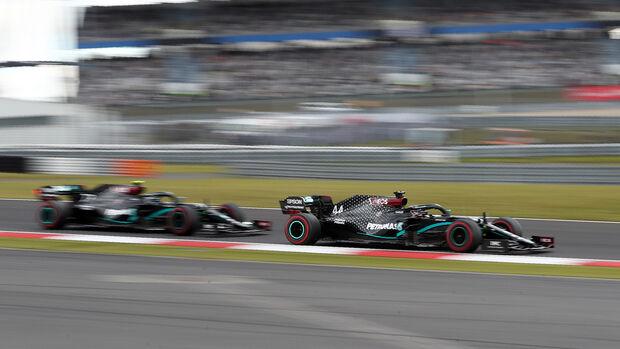 Lewis Hamilton - Valtteri Bottas - GP Eifel 2020 - Nürburgring