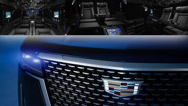 Lexani Motorcars Cadillac Escalade 2020