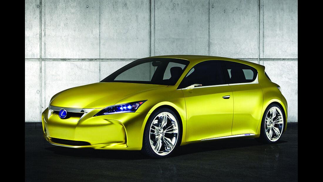 Lexus BS