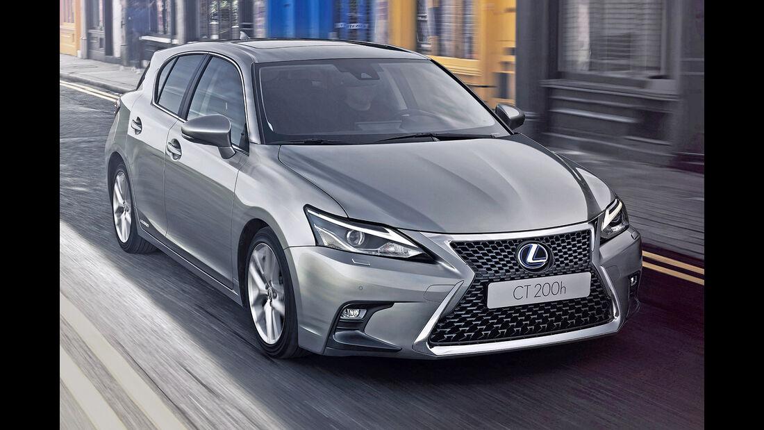 Lexus CT 200h, Best Cars 2020, Kategorie C Kompaktklasse