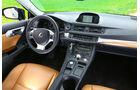 Lexus CT 200h, Cockpit, Lenkrad