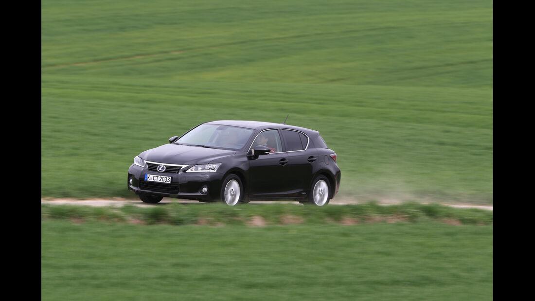 Lexus CT 200h, Frontansicht