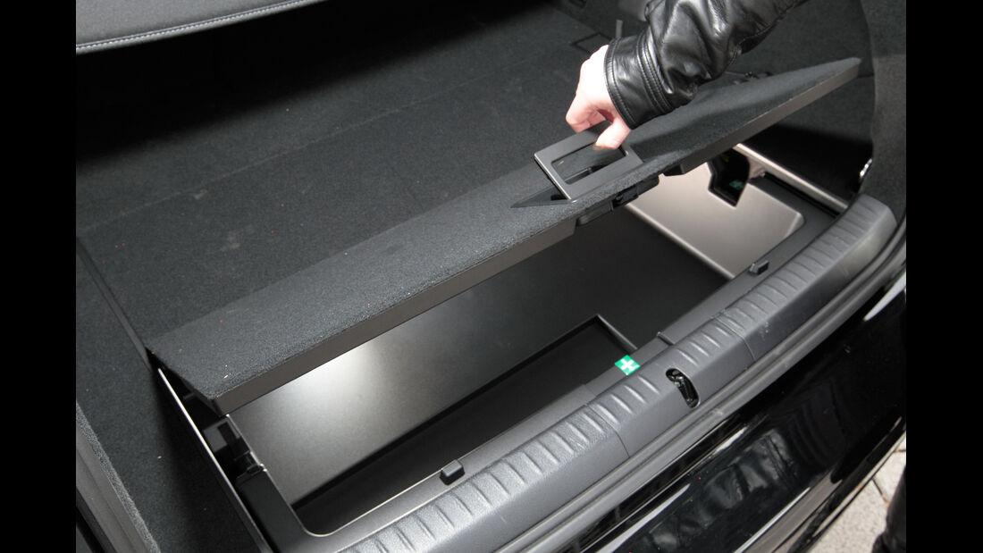 Lexus CT 200h Hybrid Drive, Ablage