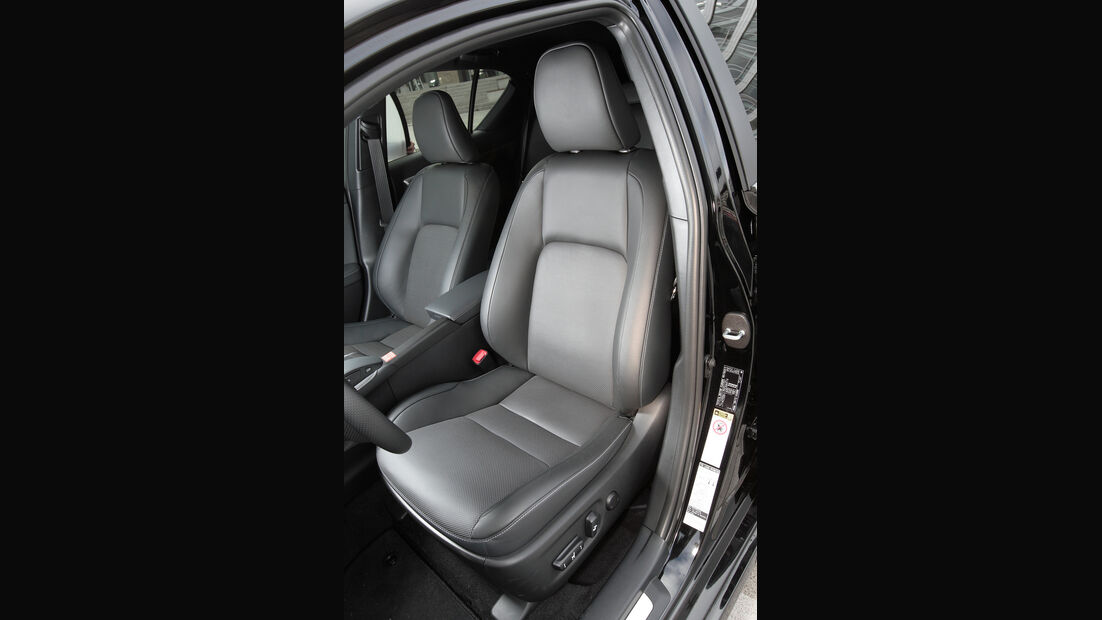 Lexus CT 200h Hybrid Drive, Fahrersitz