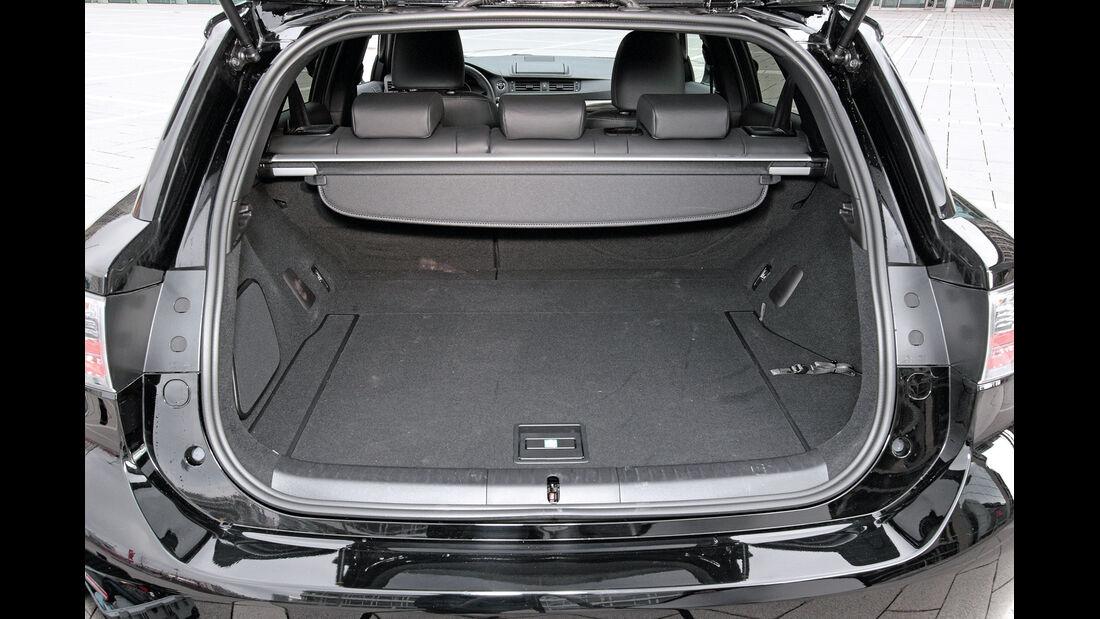 Lexus CT 200h Hybrid Drive, Kofferraum, Ladefläche