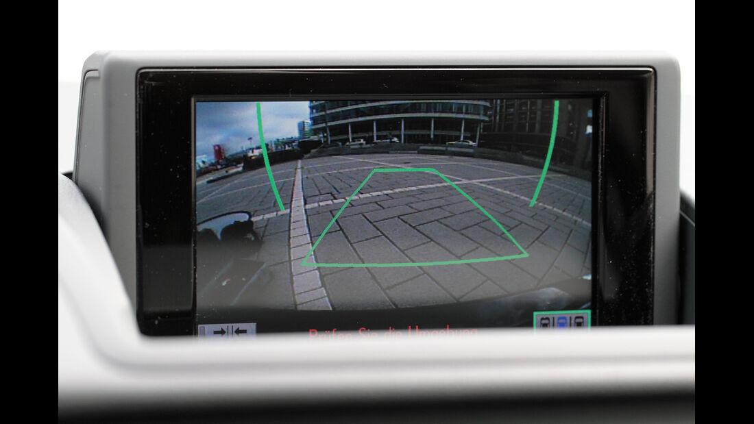 Lexus CT 200h Hybrid Drive, Rückfahrkamera