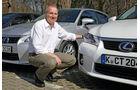 Lexus CT 200h, Leser, Claus Wunderlich