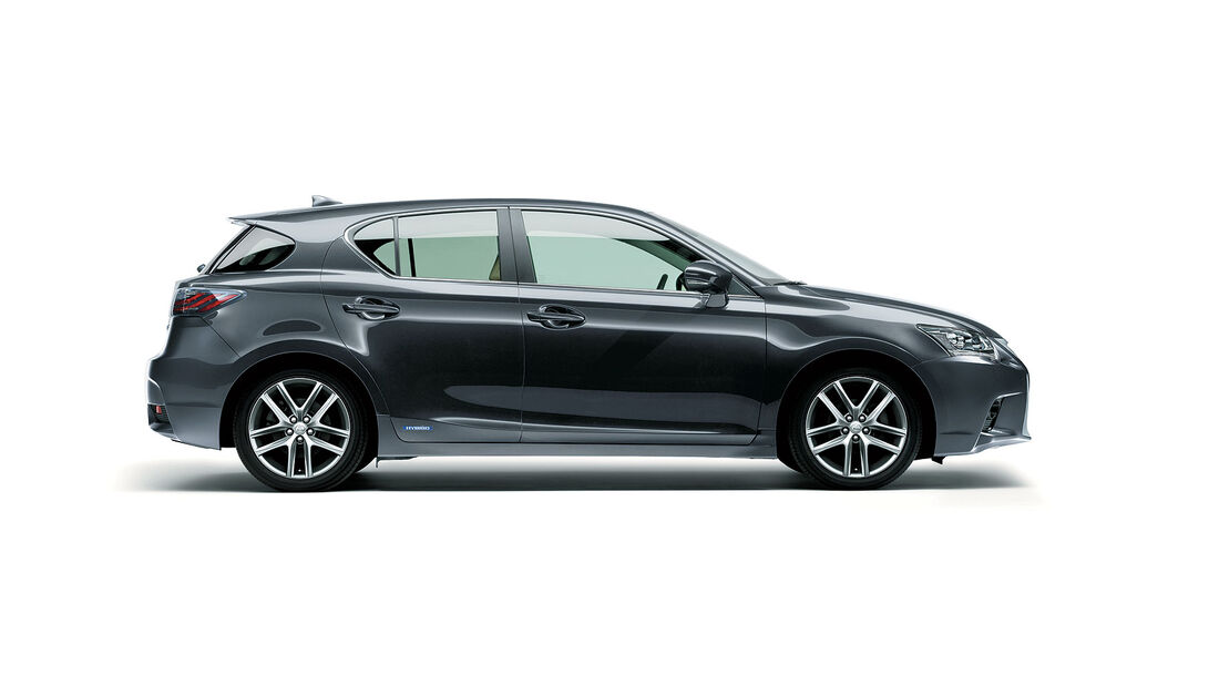 Lexus CT 200h Modelljahr 2014