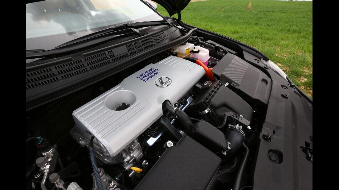 Lexus CT 200h, Motor