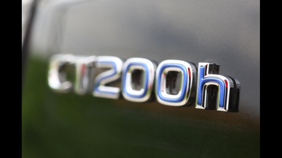 Lexus CT 200h, Typenbezeichnung