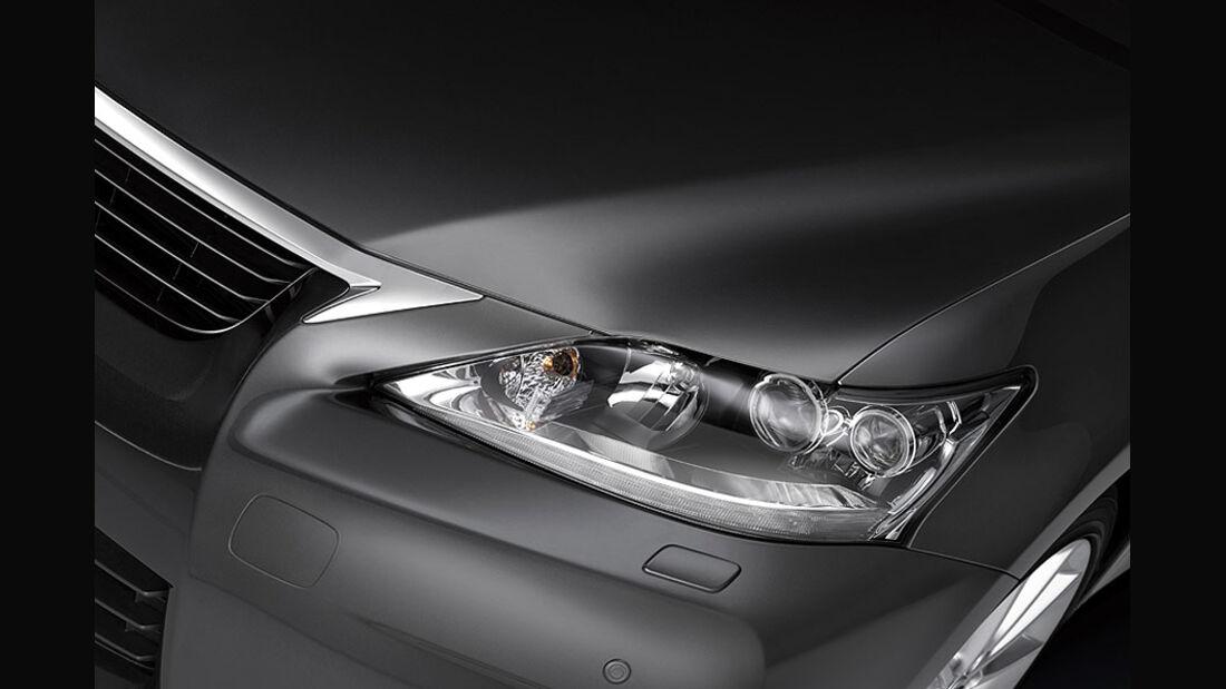 Lexus CT200h Scheinwerfer