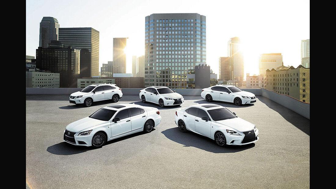 Lexus Crafted Line