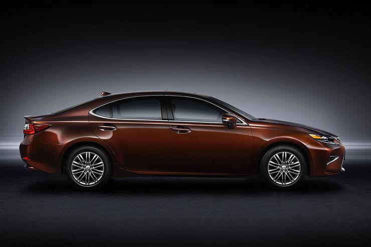 Lexus ES 200 Shanghai 2015