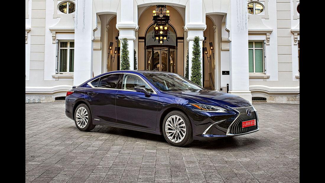 Lexus ES, Autonis 2019, ams1319