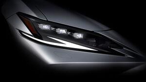 Lexus ES Teaser 2021